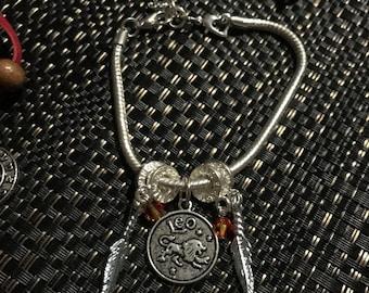 Leo Sun bracelet (beautiful chain)