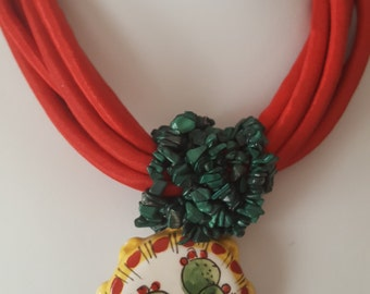 Caltagirone necklace
