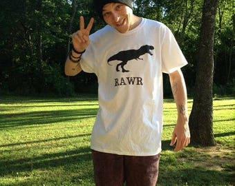 RAWR T-Rex Tee