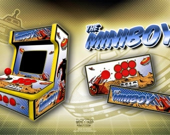 """MiniBoy 1 player """"Space Invaders"""""""