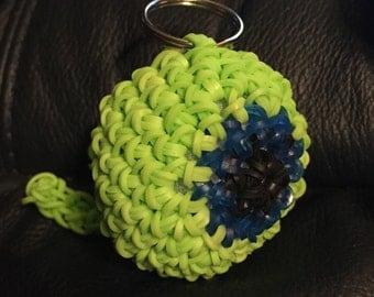 JackSepticEye Septic Eye Sam Rainbow Loom Keychains
