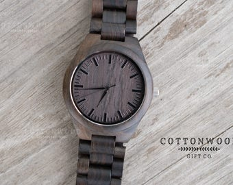 Gifts for Him, Groomsmen Gift, Mens Watches, Wooden Watch, Husband Gift, Mens Wood Watch, Mens Gift, Boyfriend Gift, Gifts for Dad