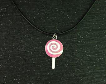 Lolly pop choker,lolly pop necklace,sweetie  choker,candy choker,candy necklace,sweetie necklace,candy jewellery,sweetie jewellery