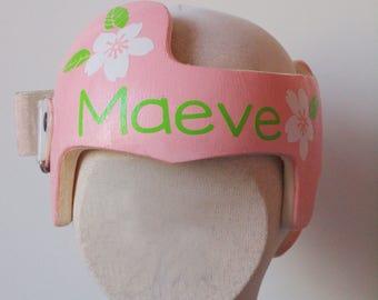 Cranial Helmet Decals Etsy - Baby helmet decals
