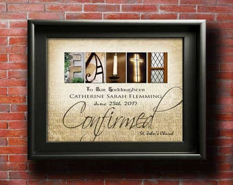 Confirmation Gift DIGITAL Personalized Confirmation Gifts