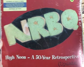 NRBQ High Noon A 50-Year Retrospective Update 2LP Record Store Day RSD 2017
