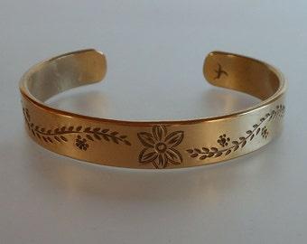 bracelet en bronze Br 0004