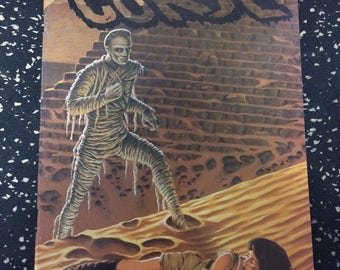The Mummy's Curse # 1 Comic by Aircel Comics