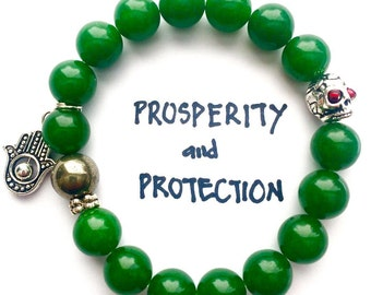 prosperity and protection bracelet