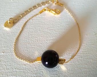 Harmony, tourmaline bracelet