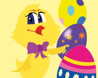 Cousin Easter Card