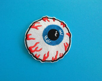 Patch eye patch