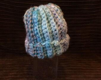 Crochet Baby Stocking