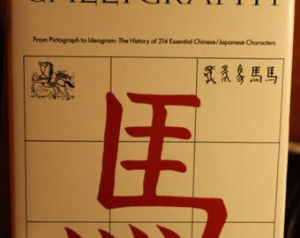 Chinese Calligraphy by Fazzioli