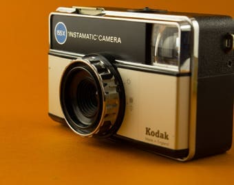Kodak Instamatic 155x / 1971-77 Vintage Camera