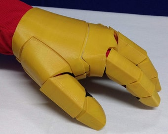 Iron Man Fingers only