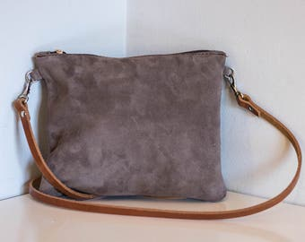 Before gray bag
