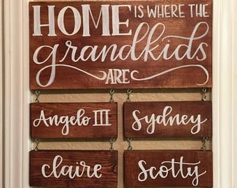Home is Where the Grandkids Are (Medium)