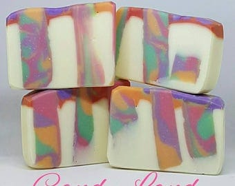 Candy Land Handcrafted Soap