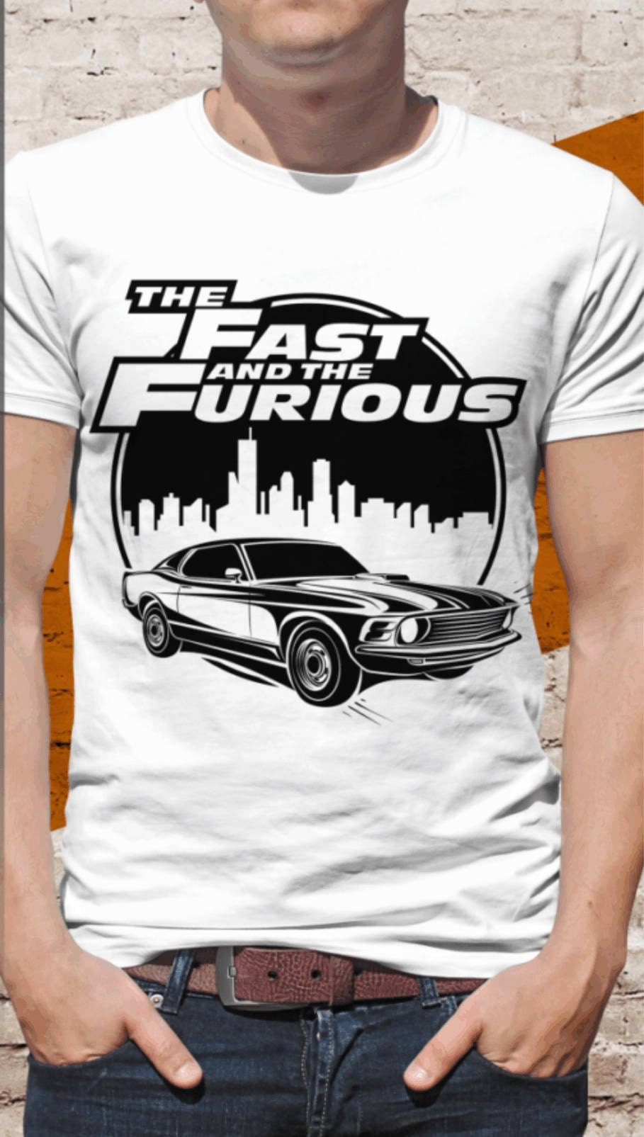 Fast And Furious Monogram Svg Eps Ai Dxf Png Instant