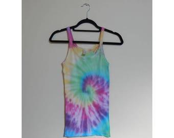 Tie Dye Women's Singlet - Size 10