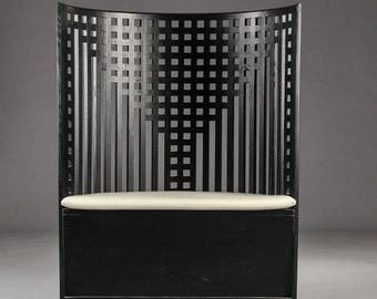 Charles Rennie Mackitosh Willow chair