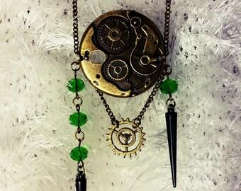 """Shattered Time"""""""" Necklace/Halskette"""