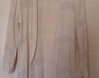 Womens vintage sheer kimono
