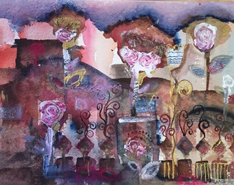 Colours of the soul paintings