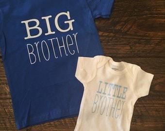 Big/Little Brother/Sister Set