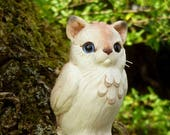 Meowl wise - Fantasy Myxie Pal Sculpture