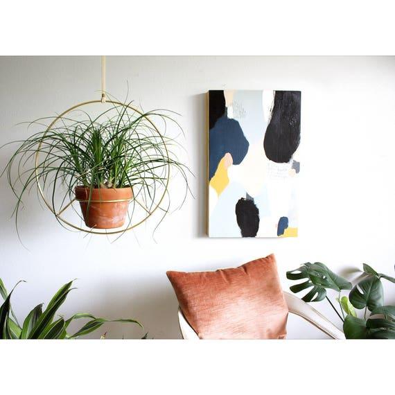 Metal Hanging Planters Images