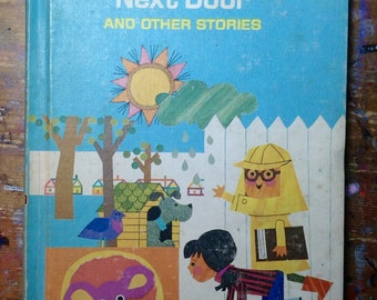 Vintage Book: The Dog Next Door and Other Stories
