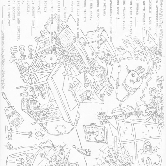coloring pages and student questions for sore