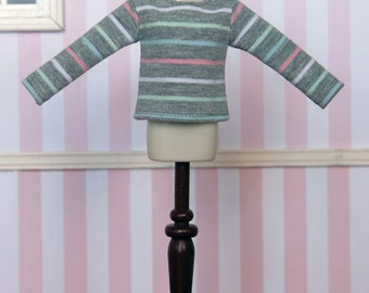 Long sleeved t-shirt for Blythe (no. 1452)
