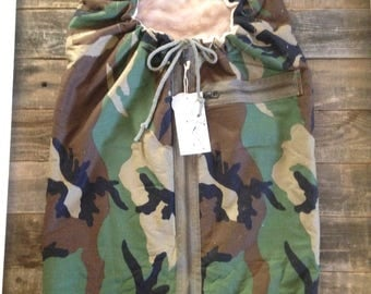 Camouflage Baby Bundle Bag