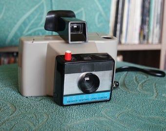 1960's Polaroid Swinger Sentinel Camera