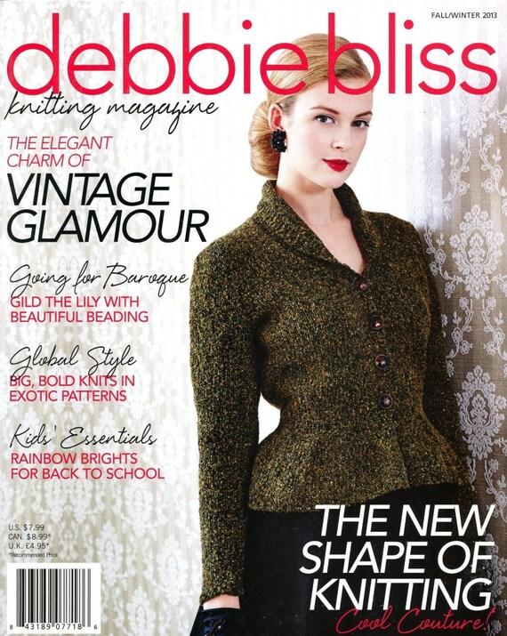 Debbie Bliss Knitting Patterns For Dogs : Debbie Bliss Knitting Magazine Fall / Winter 2013 Women Kids