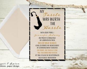graduation party invitations  etsy, Party invitations