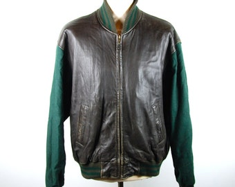 Overland OutfittersLetterman Jacket in Perfect Condition, Men's size Large