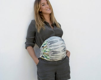 Maternity Wear - Perrin Bellyhood - A Maternity Fashion Accessory for the Pregnant Modern Woman - One Size