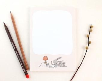 Notepad - Writing My List