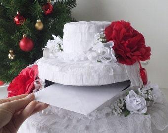 Cardbox Piñata | Tiered Cake | RTS