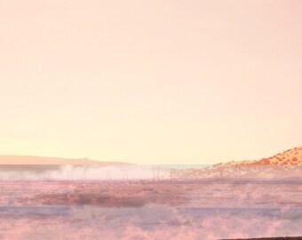 Modern Wall Art, Abstract Desert Landscape, Minimalist Photography, Desert Color, Modern Home Decor, Minimalist Interior, Nature Photography
