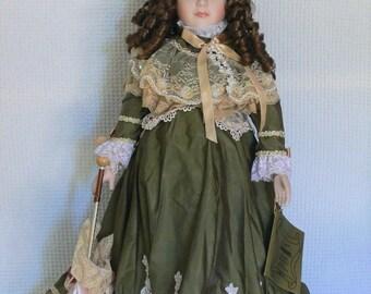 seymour mann rebecca doll porcelain doll