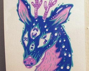 Blue Deer Original