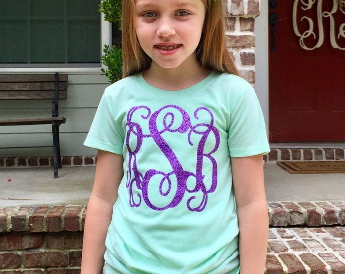 Monogram Shirt, Monogrammed Shirts, Monogram T Shirt, Monogram tee shirts, Monogrammed gifts, Monogrammed Gifts