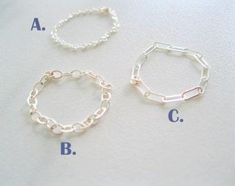 Thin Sterling Silver Ring, skinny sterling ring, thin sterling ring, 925 gypsy ring, thin modern ring, skinny ring, geometric ring