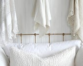 Vintage Coverlet Pillow