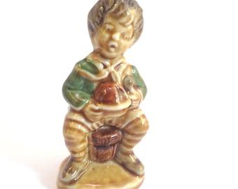 Wade Whimsie: Little Jack Horner Nursery Favourites Figurine - 1972